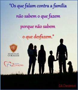 Cartaz Família